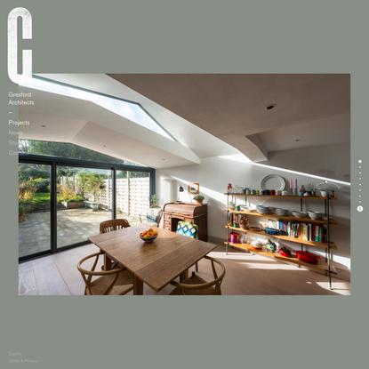 Albyn Road   Gresford Architects