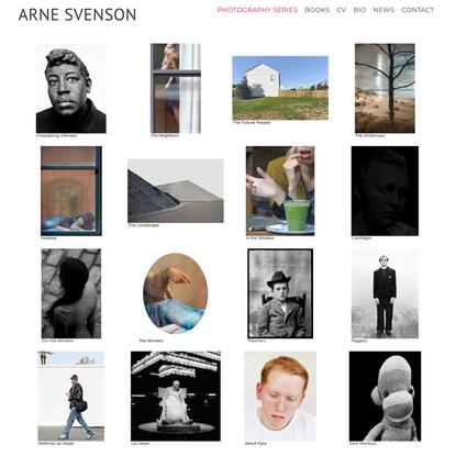 Arne Svenson Photography