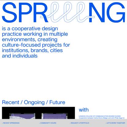 SPREEENG – cooperative practice