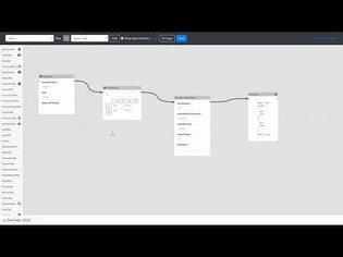 Flow based programming - update video 8