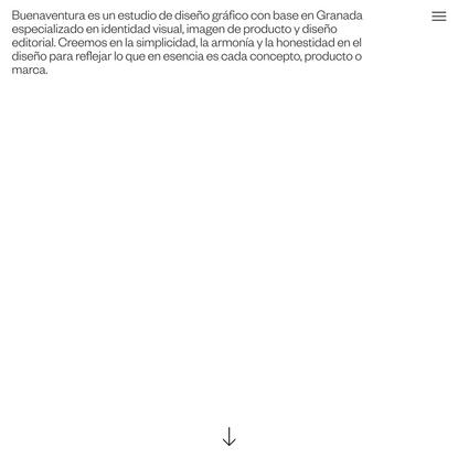 Estudio de Diseño Gráfico en Granada   Buenaventura