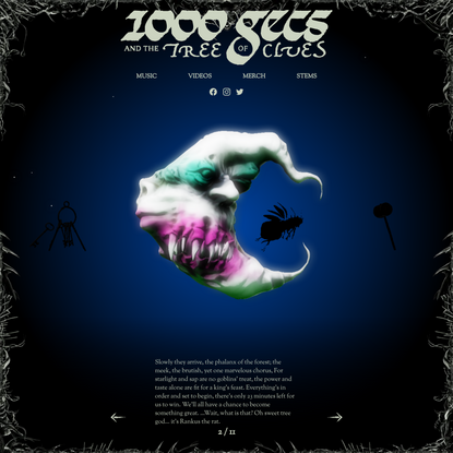 100 Gecs   1000 gecs & The Tree of Clues   Moon