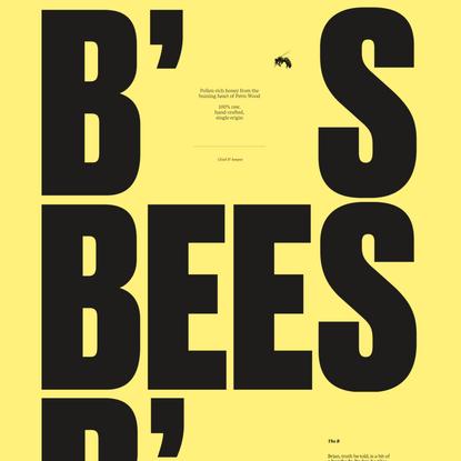 B's Bees