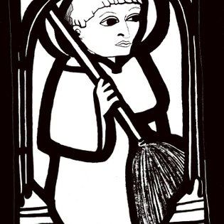 Music For Church Cleaners, by Áine O'Dwyer