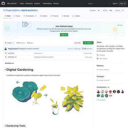 MaggieAppleton/digital-gardeners