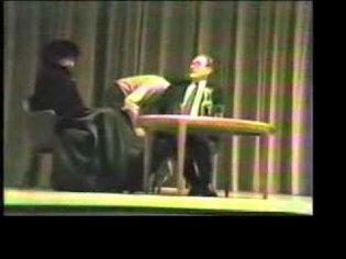 Louise Nevleson Interviewed at The Guggenheim in 1986