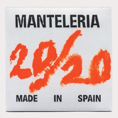 """Córdova Canillas on Instagram: """"Labels for @manteleria_ #identity #label #cordovacanillas #logo #logodesigns"""""""