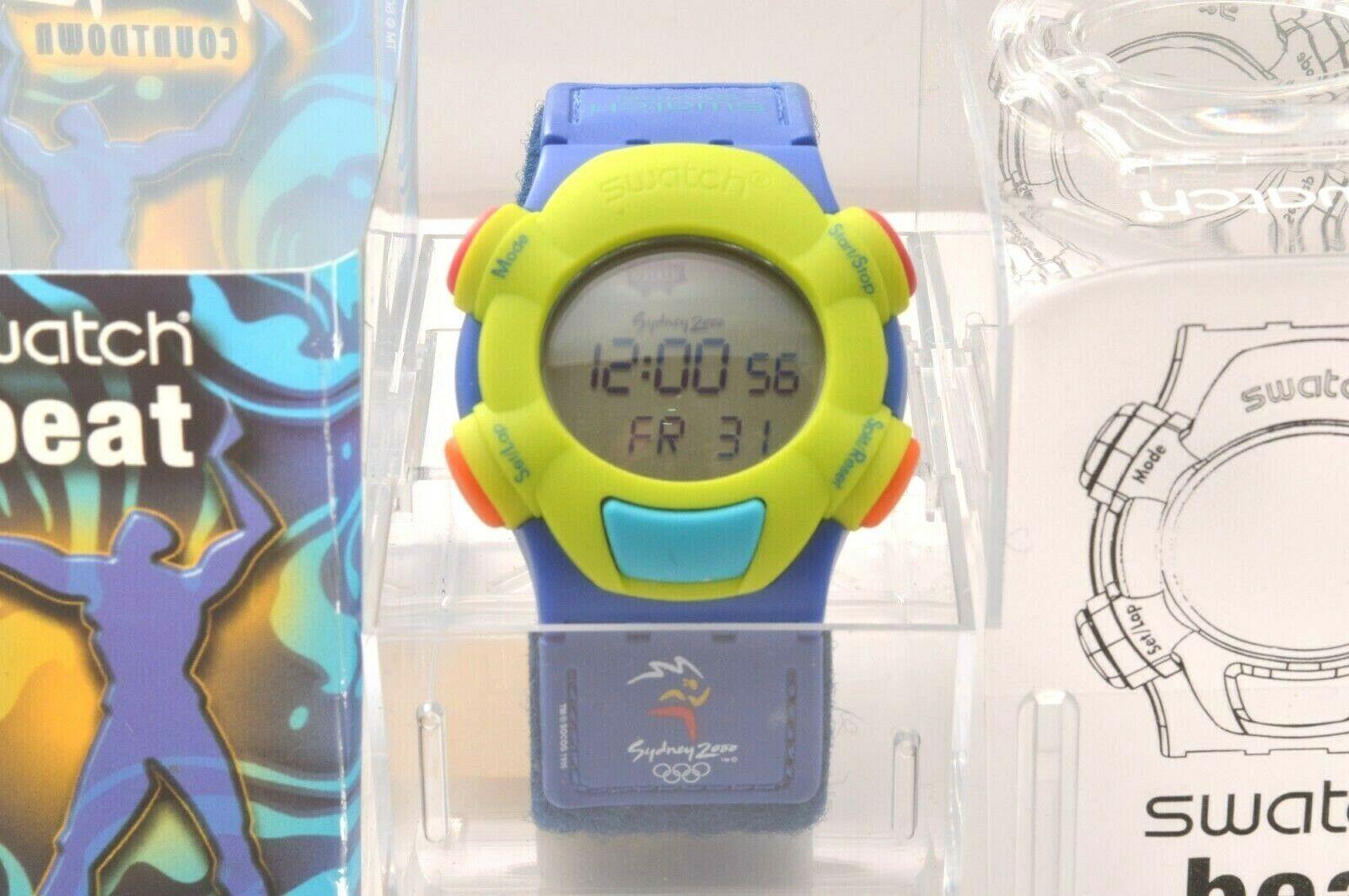 Swatch .beat for Sydney Olympics 2000