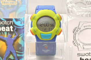Swatch .beat for Sydney Olympics 2000