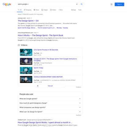 sprint google x - Google Search