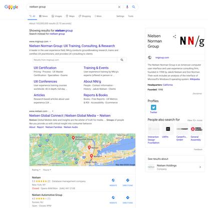 niellsen group - Google Search