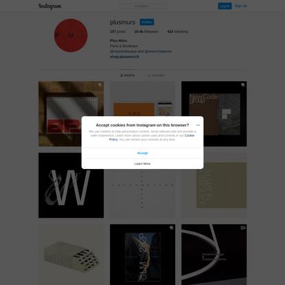 Plus Mûrs (@plusmurs) • Instagram photos and videos