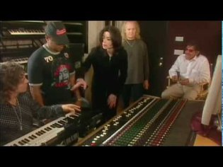 Michael Jackson Beautiful Girl Studio 2005 (Best Quality)
