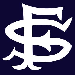 San Francisco Seals logo (cap insignia)