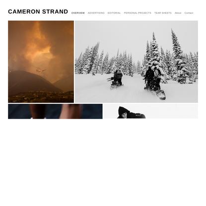 Cameron Strand