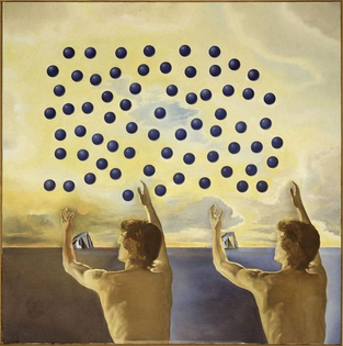 Salvador Dali, The Harmony of Spheres (1978)