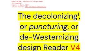 Decolonizing Reader (resources)_Collaborative (open) edition
