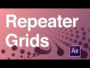 Repeater Grids - Adobe After Effects tutorial