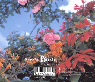 Harold Budd - Avalon Sutra