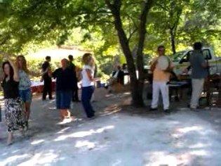 Panagia - Panegyri - Sitaria - Ioannina - Epirus - Greece - 2011