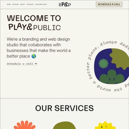 Play & Public