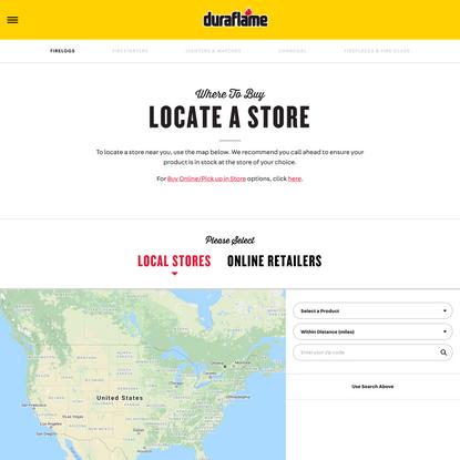 Duraflame | Where To Buy