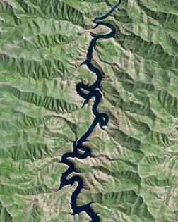 Malibamat'so River, Lesotho