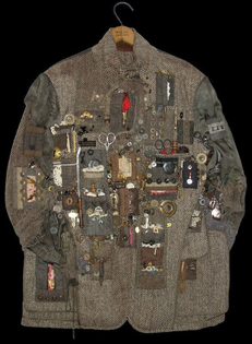 """(Treasure) Hunting Jacket"" by Diane Savona"