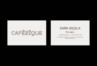 Card Cafézique