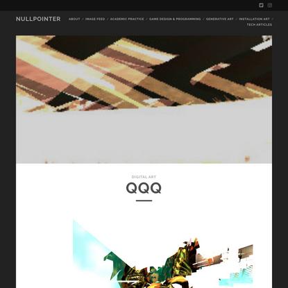 QQQ – nullpointer
