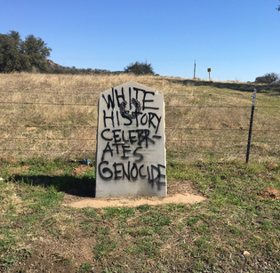 """""""No One Around to Foot the Bill When Vandals Target Texas' Historical Markers,"""" Dallas Observer"""