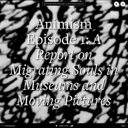 Animism: Episode 1