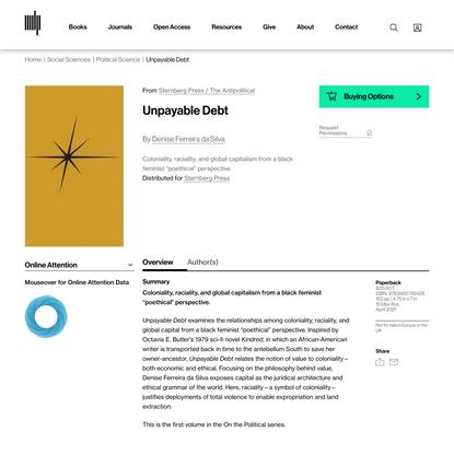 Unpayable Debt