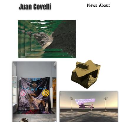 Juan Covelli   Artist