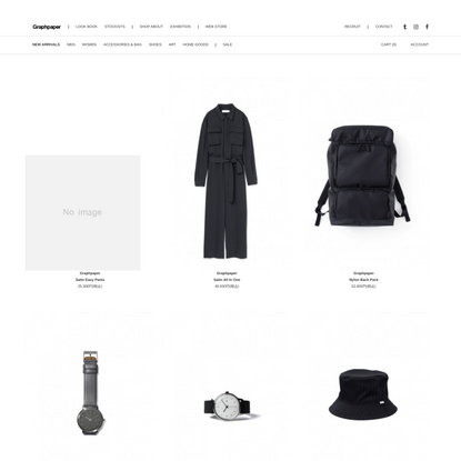 Graphpaper WEB STORE