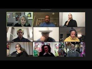 InSession: Nick Cave, Shaun Leonardo, Steve Locke, Xaviera Simmons, M. Carmen Lane, Dr. Kalima Young