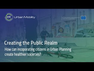How can incorporating citizens in urban planning create healthier streets?