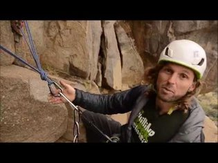 How to belay directly off the anchor using an ATC Guide's belay