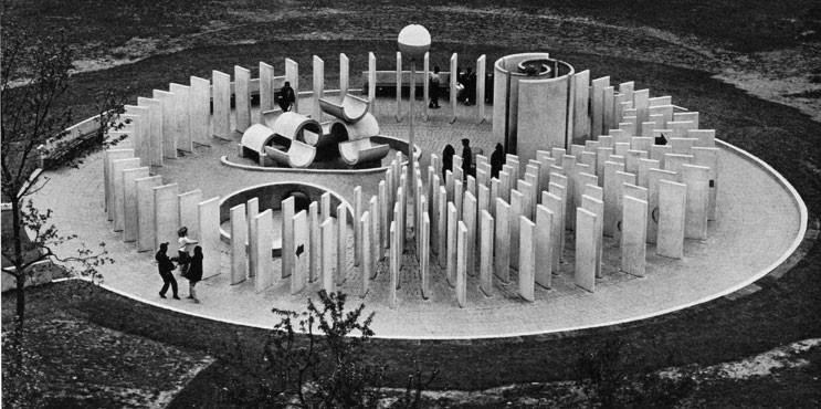 Cypress Hills, Charles Forberg, Brooklyn, 1964
