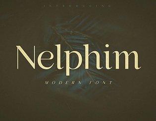 Nelphim Font
