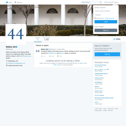 Tweets with replies by Relive 44 (@Relive44)   Twitter