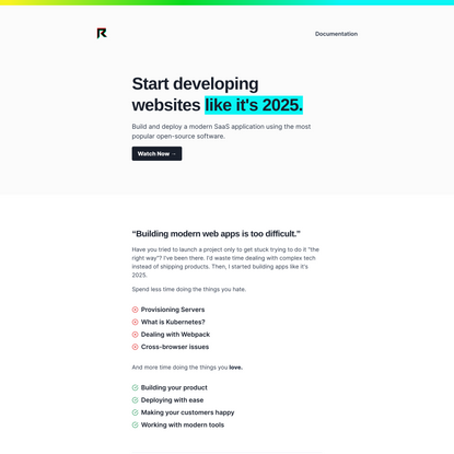 React 2025 – Build applications from the future, today.