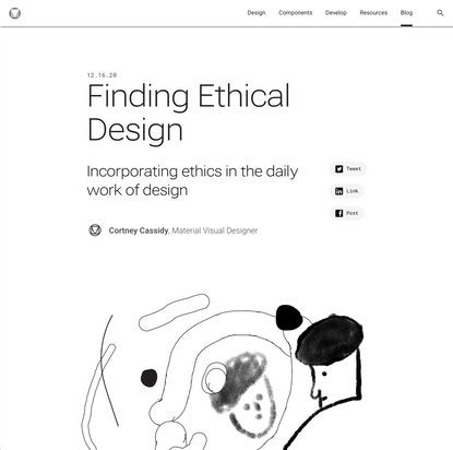 Finding Ethical Design