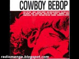 Cowboy Bebop OST 1 - Pot City