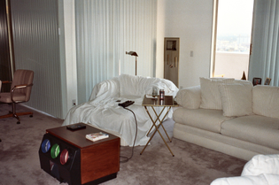 Franklin Towers apartment #817