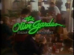 1988 - Olive Garden Commercial