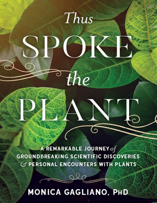 Thus Spoke the Plant - A Remarkable Journey of Groundbreaking Scientific Discoveries and Personal Encounters with Plants - Monica Gagliano