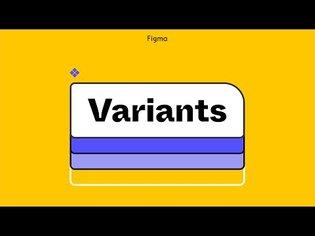 Figma Tutorial: Variants