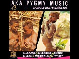 Music Of The Aka Pygmies - Dikoboda Sombe