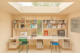Cork Studio, London (designed by Surman Weston, 2015)